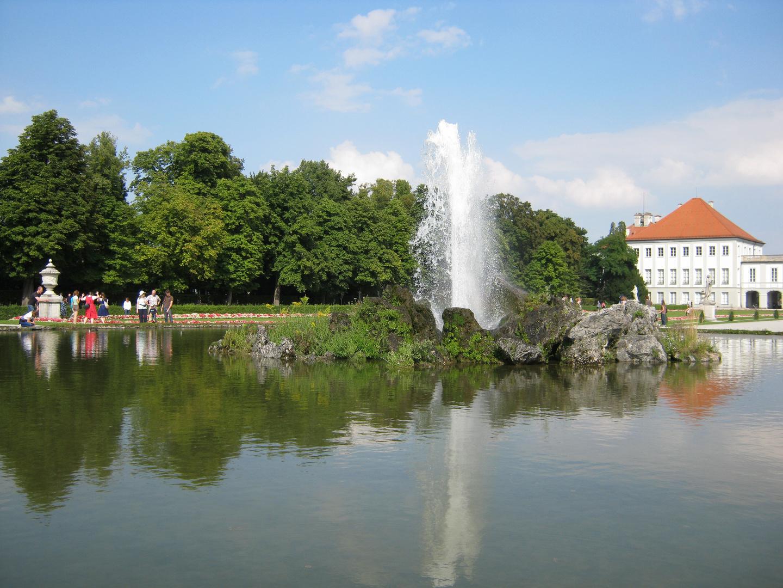 ... im Schlosspark