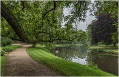 im Schlosspark Celle