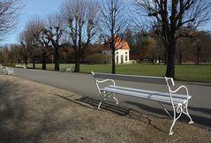 Im Schlosspark...