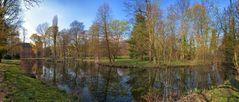 Im Schlosspark Kalkum