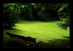 im Schloßpark Karlsruhe