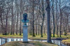 im Schlosspark von Pillnitz