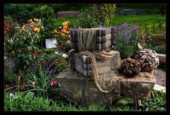 Im Schreiterers Garten