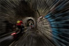 im Schulenberg-Tunnel