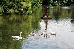 im Schutz der Guten Fee des Sees