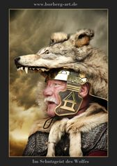Im Schutzgeist des Wolfes
