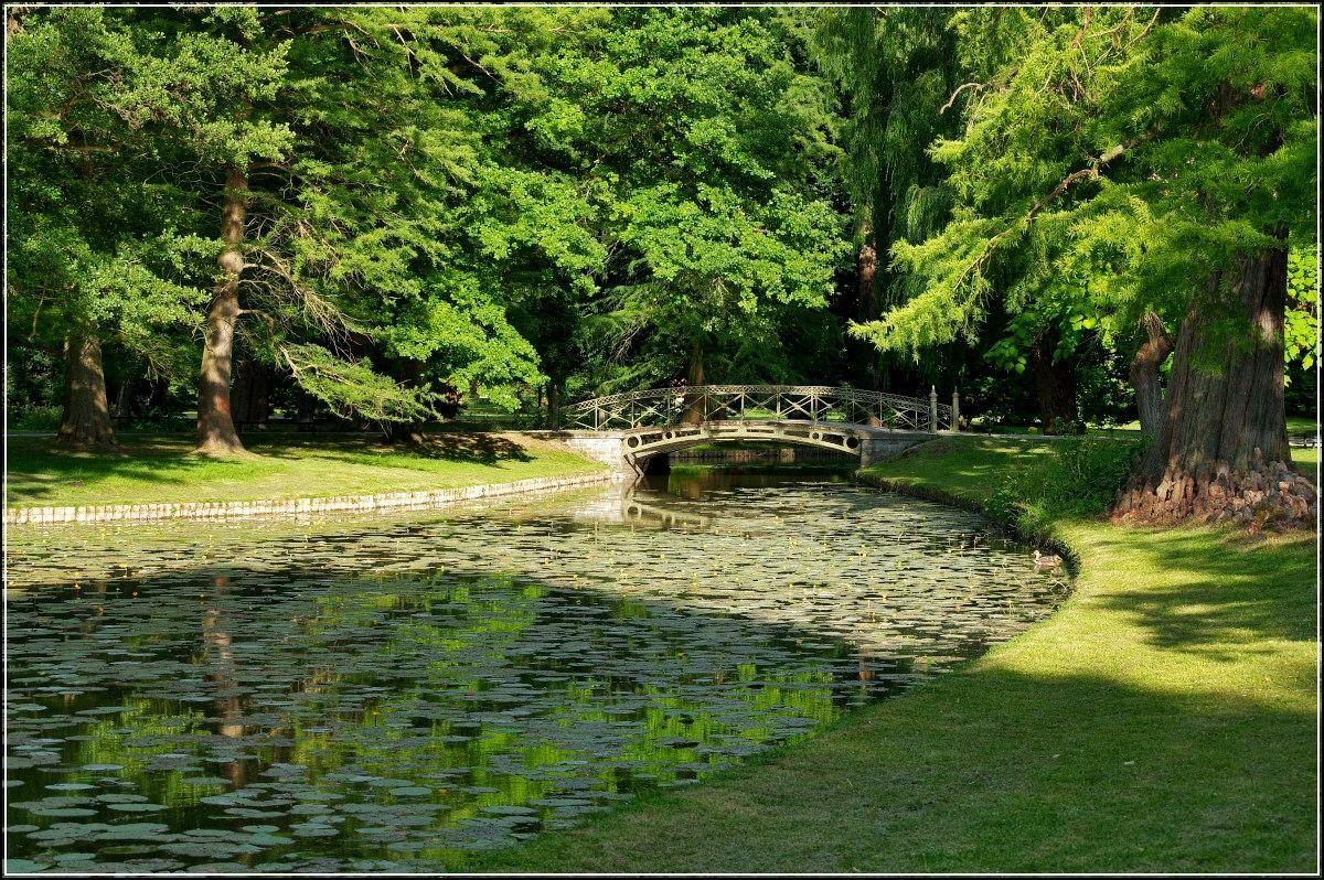 Schwerin Schlossgarten
