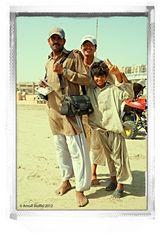 Im Seewind von Karachi