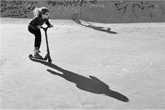 Im Skatepark 1