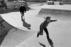 Im Skatepark 5