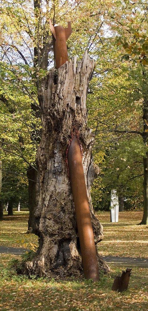 im Skulpturenpark, Köln Stammheim 1