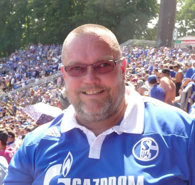 Im Sommer 2012 - beim 0:5 Pokalspielsieg in Saarbrücken