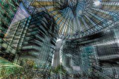 Im Sony Center Berlin