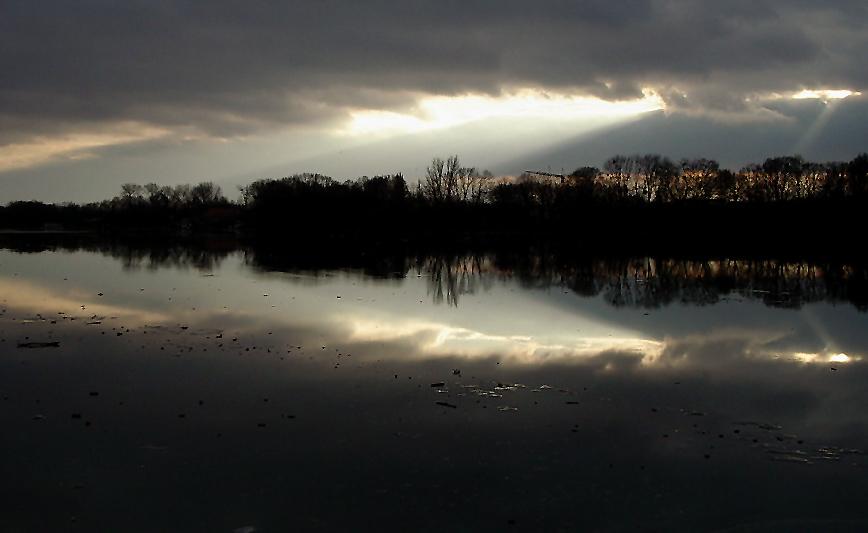 Im Spiegel des Sees