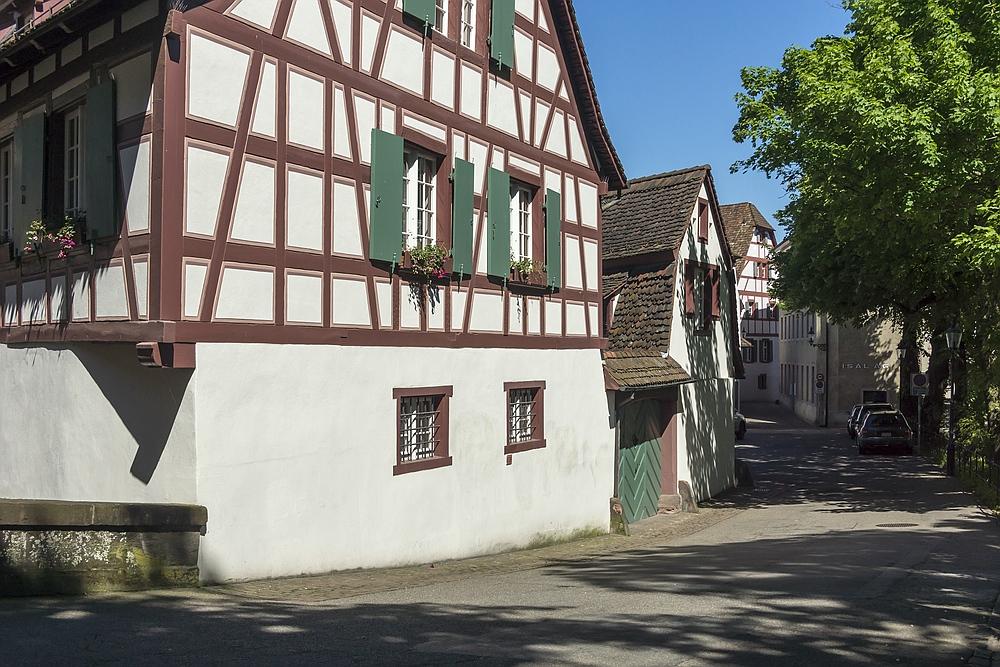 Im St. Alban-Tal (Dalbeloch)