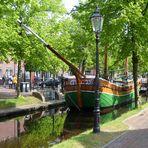 Im Stadtzentrum von Papenburg