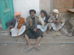 im Suq von Sanaa