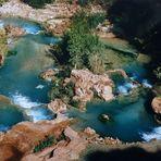 im Tal der blau-grünen Wasser