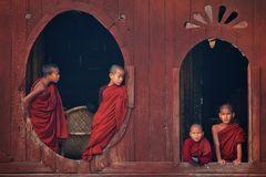 Im Teakholzkloster