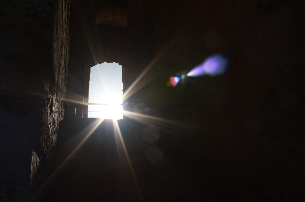 I´m the light..