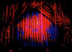 °°° Im Theater - da wo wir Ossie's damals nicht hin durften - war Fotografieren verboten °°°