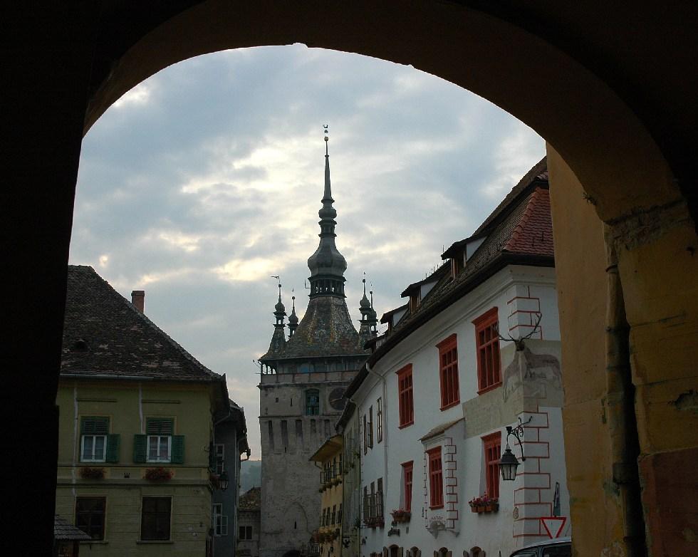 im Tor zur Stadt