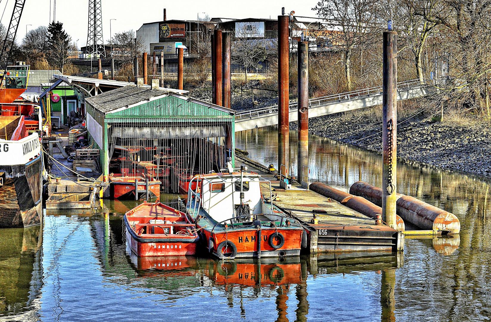 Im Travehafen