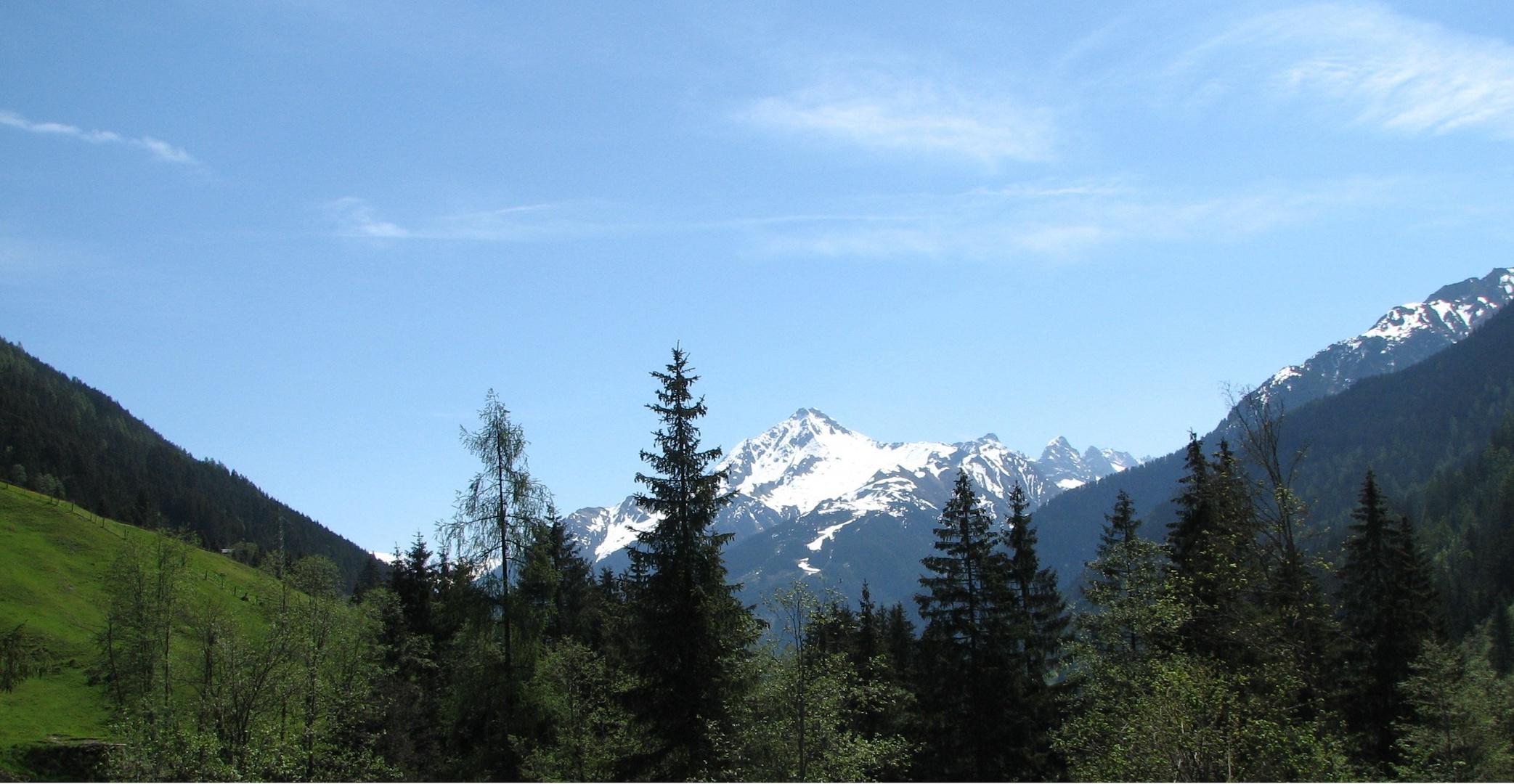 Im Tuxertal / Tirol