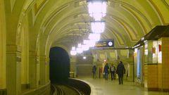 Im U-Bahnhof Heidelberger Platz 002