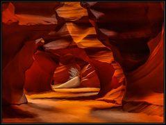 Im Upper Antelope Canyon