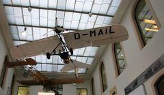 Im Verkehrsmuseum Dresden