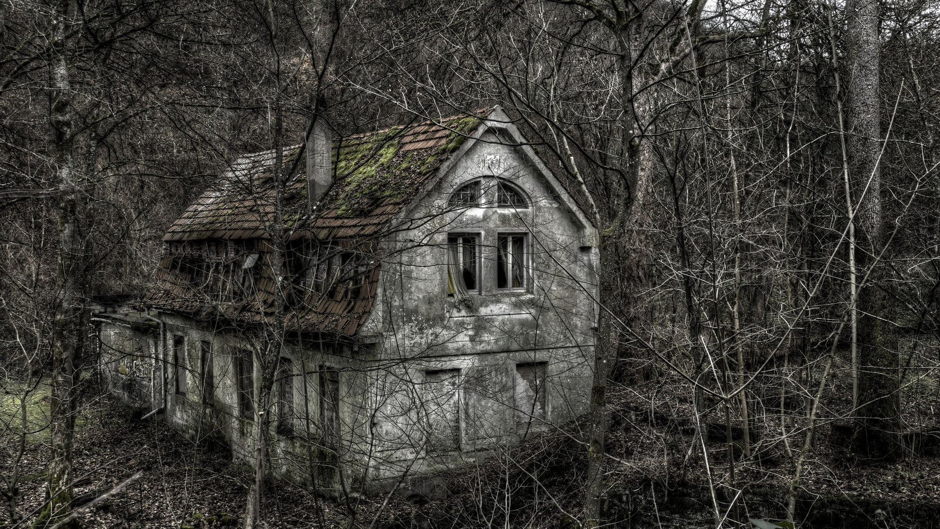 Im verlassenen Tal