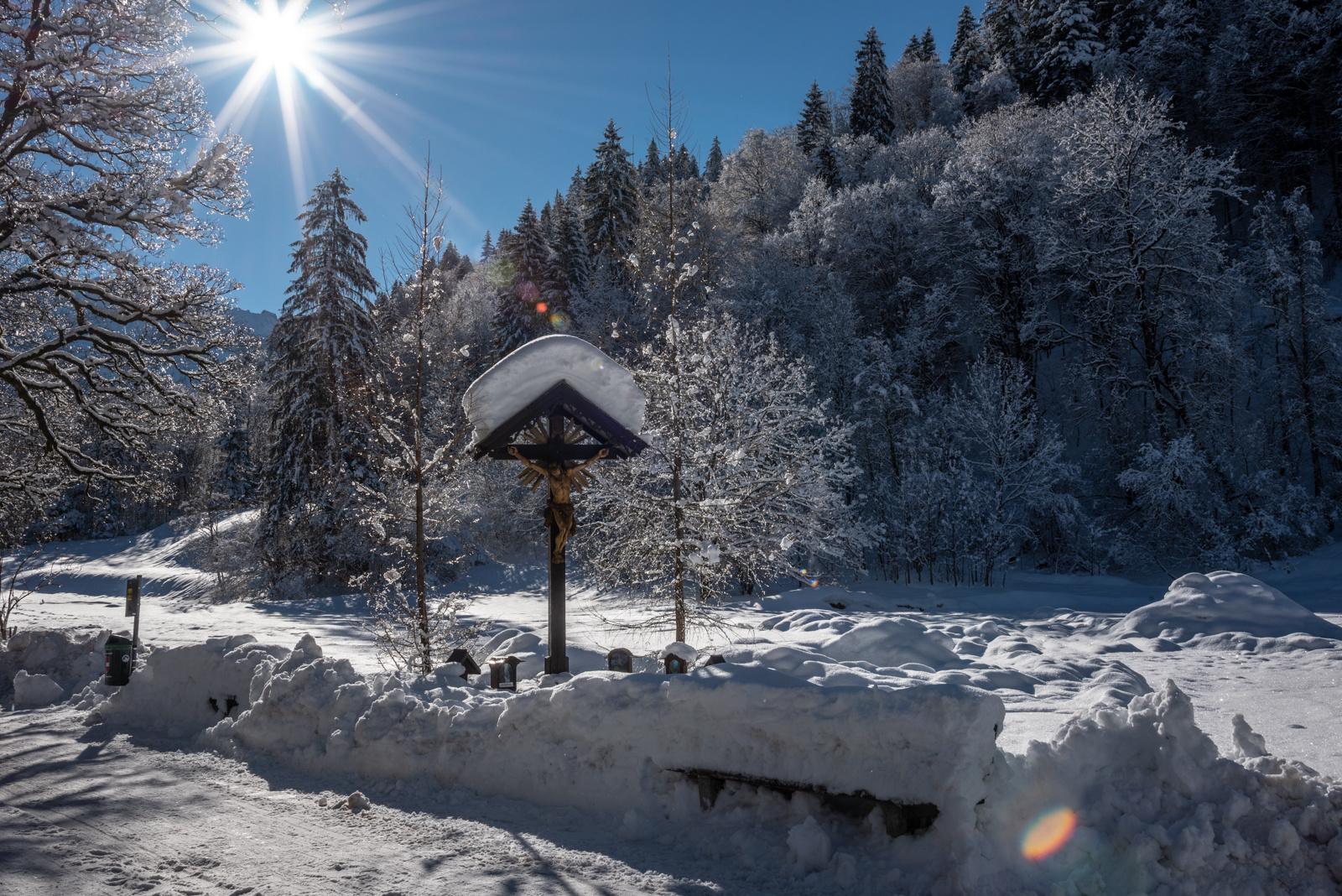 im Visier: Schneezauber