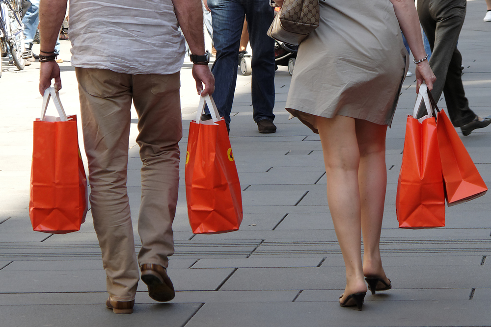 """Im Visier """"Shopping"""""""