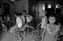 im waisenhaus II, mandalay, burma 2011