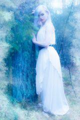 im Wald mit Anni