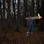 - im Wald verlaufen ... ! ? ! -
