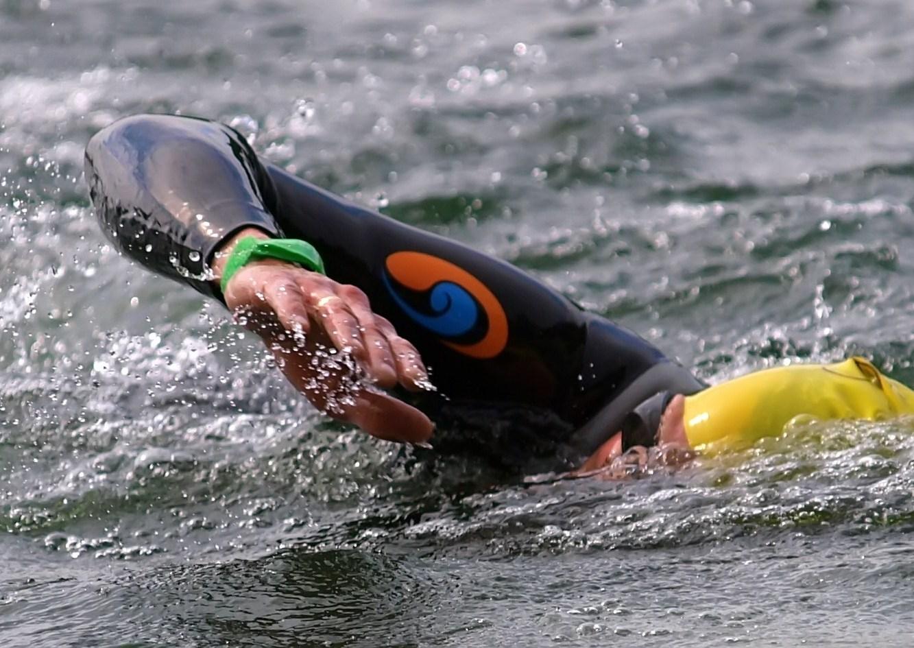 ......im Wasser