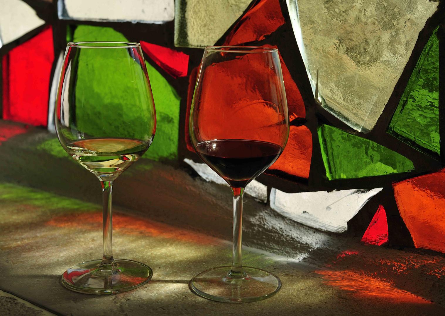 Im Weingut Argiolas in Serdiana geht es modern zu