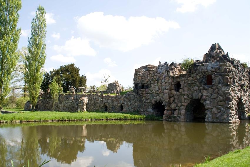 Im Wörlitzer Park (Sachsen-Anhalt)/ 1