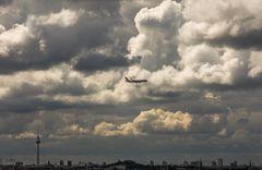 Im Wolkenhimmel
