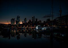 Im Yachthafen von Auckland