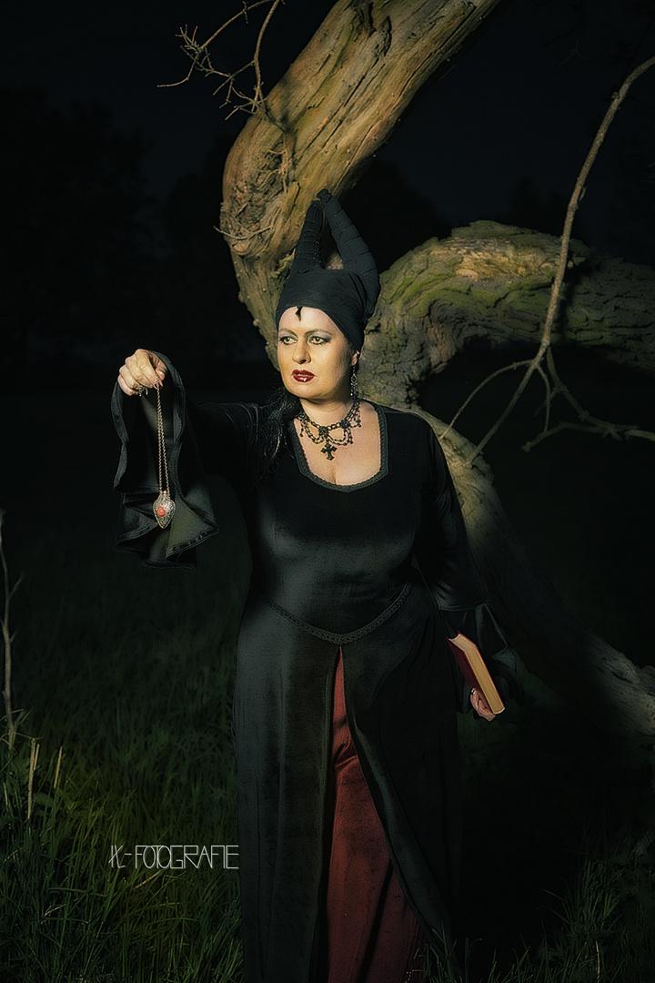 Im Zauber der Dunkelheit