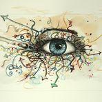 im Zauber des Auges