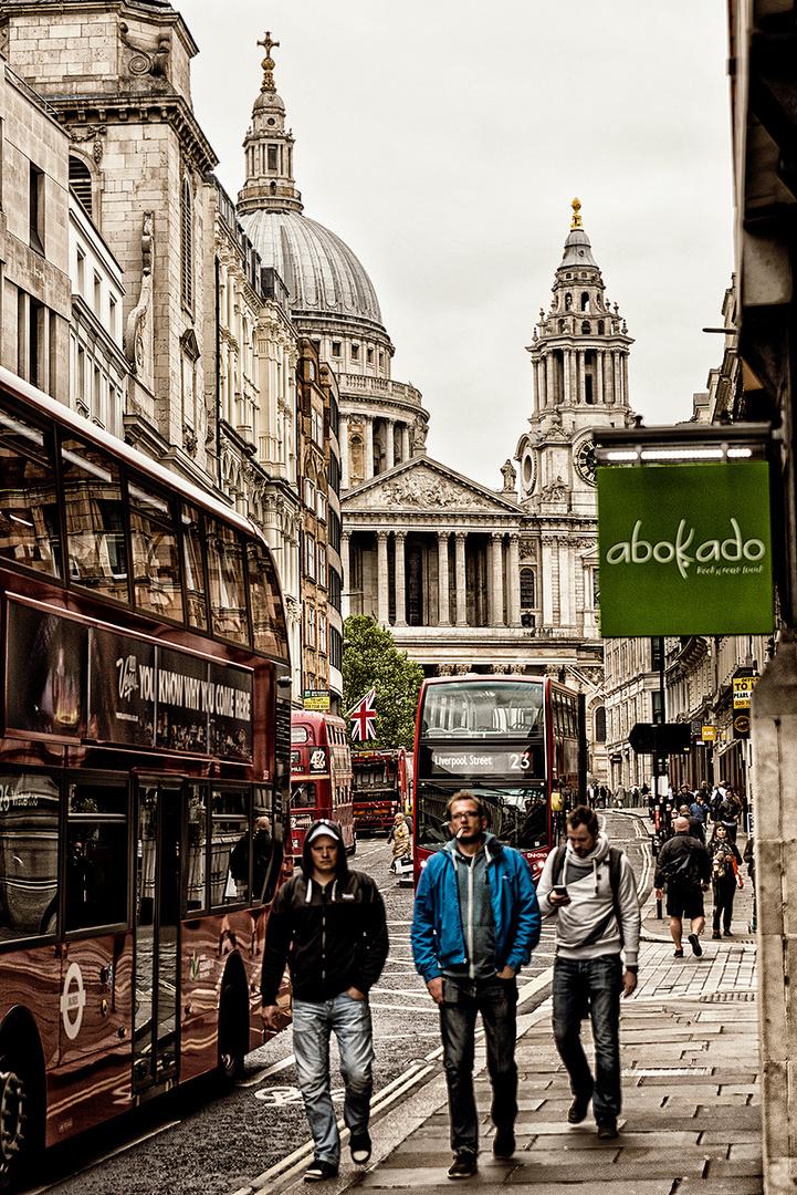 Im Zentrum Londons II