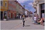 imagen de mi nueva cámara X - Meiningen, en la calle principal