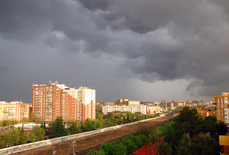 imágen de una zona de Sevilla