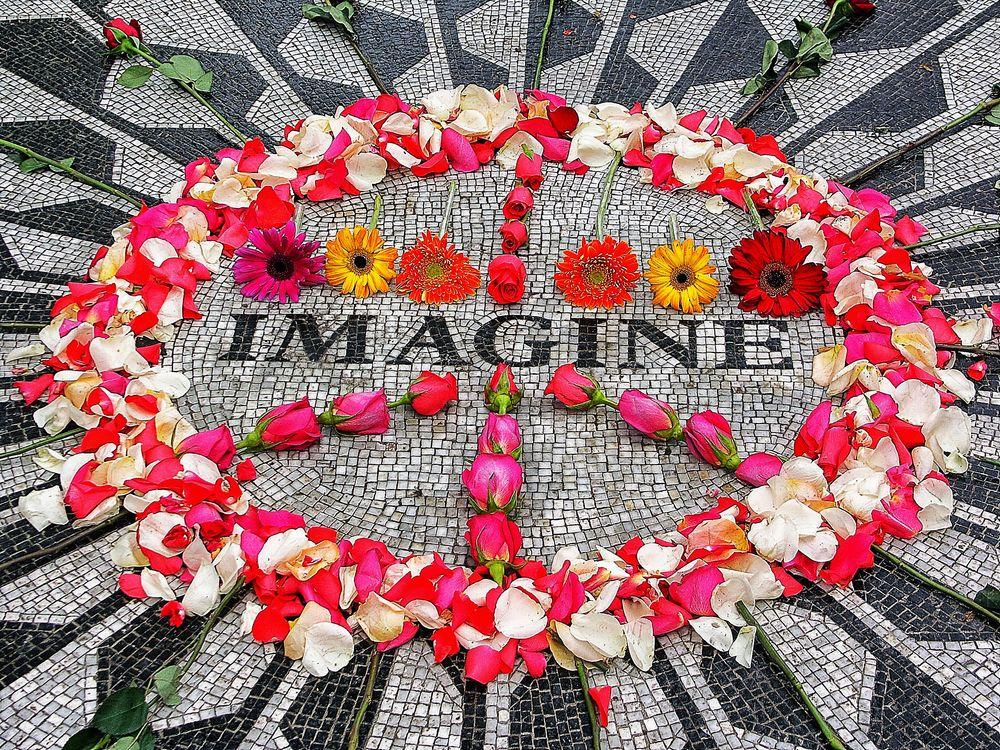 Imagine Mosaic / Strawberry Fields / Central Park / 2004 - 2
