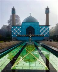 * Imam-Ali-Moschee *