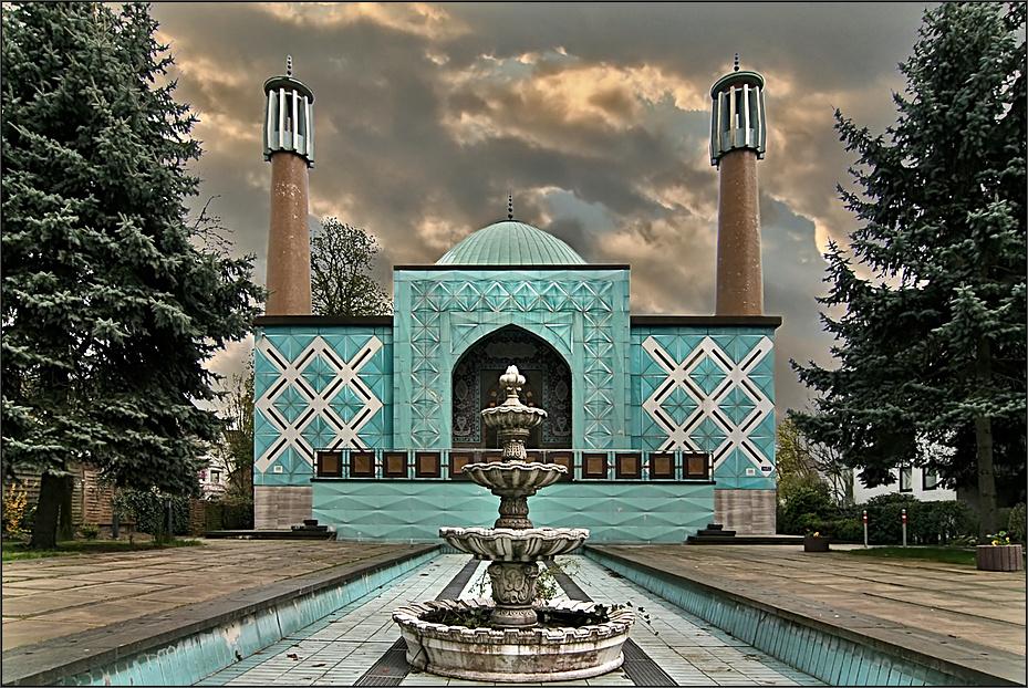 Imam Ali Moschee Hamburg Gebetszeiten
